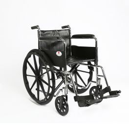 Cairnhill Healthcare Wheelchair AS-2401-GYBK